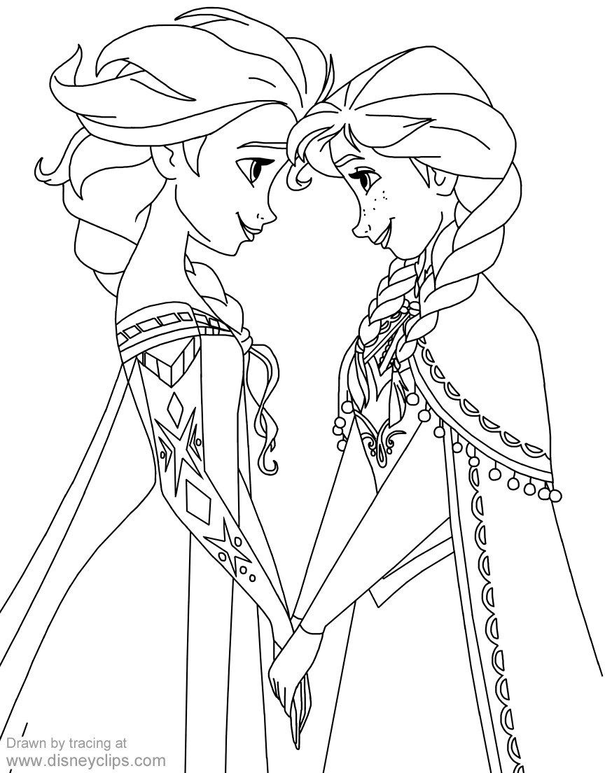 elsa and anna frozen coloring pages anna and elsa coloring pages disneys frozen coloring pages and anna elsa pages frozen coloring
