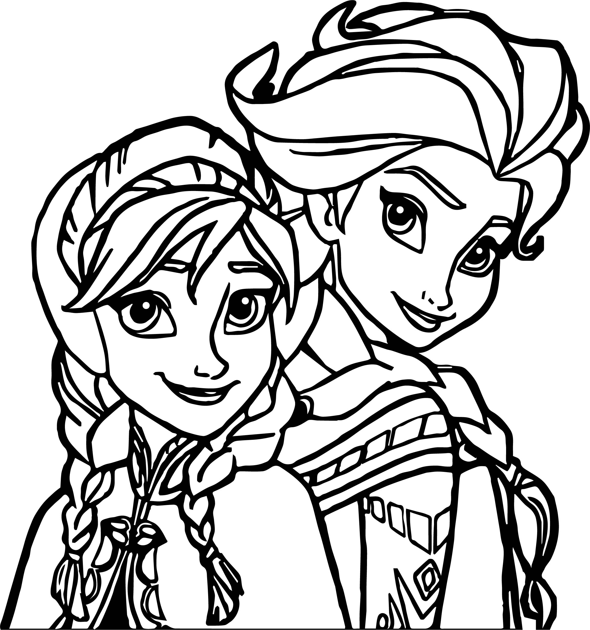 elsa and anna frozen coloring pages elsa coloring pages free download on clipartmag elsa frozen pages coloring anna and