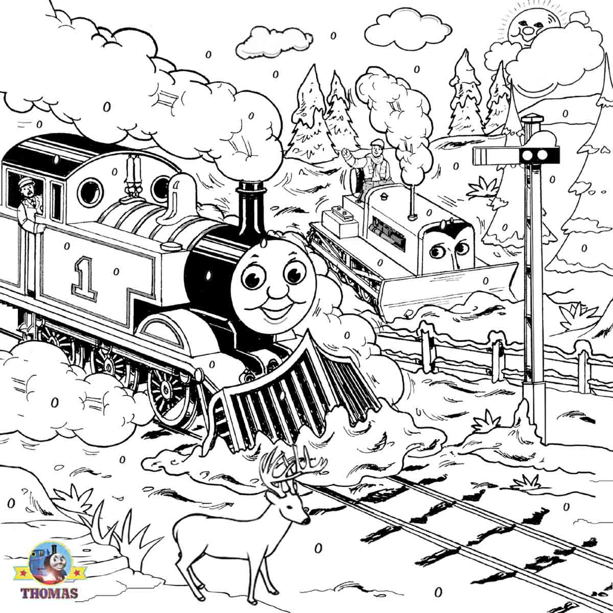 emily the tank engine coloring pages 480 best images about kids coloring pages on pinterest emily engine tank the pages coloring