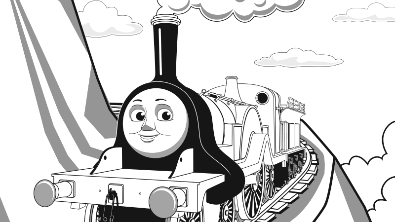 emily the tank engine coloring pages emily the green engine coloring pages coloring pages tank the coloring pages emily engine