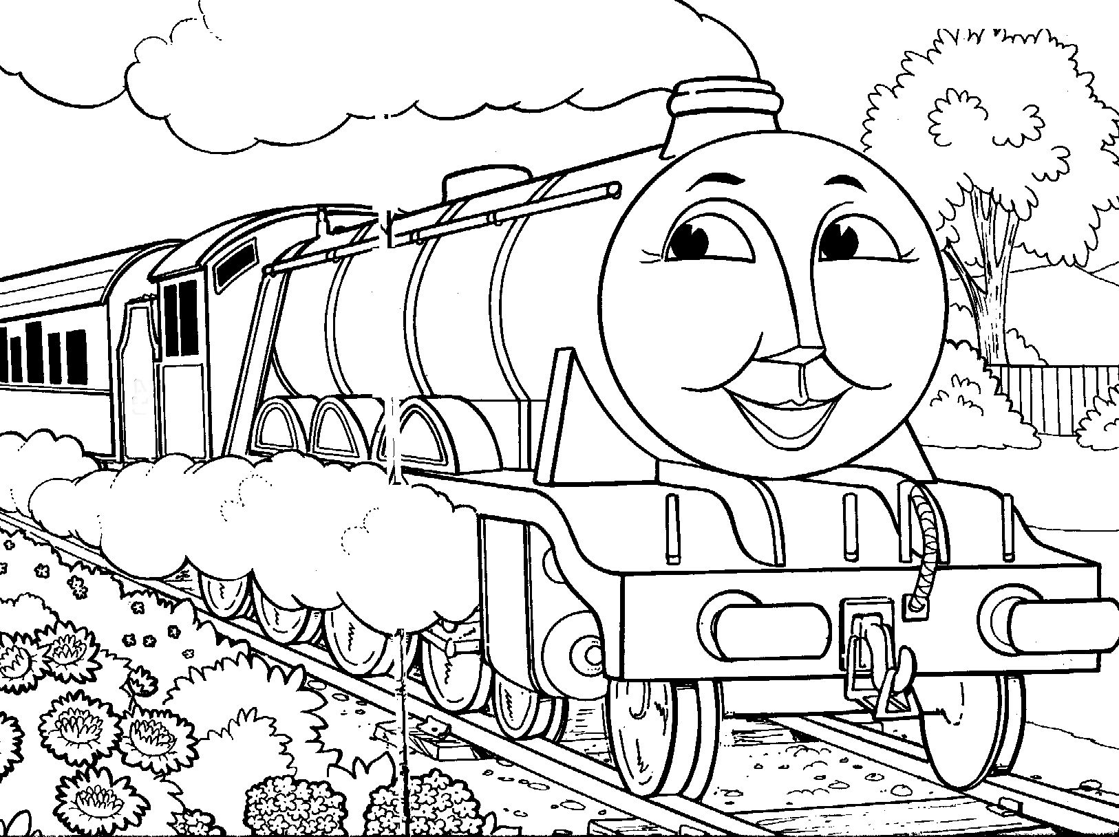 emily the tank engine coloring pages free coloring pages printable pictures to color kids engine pages coloring emily the tank