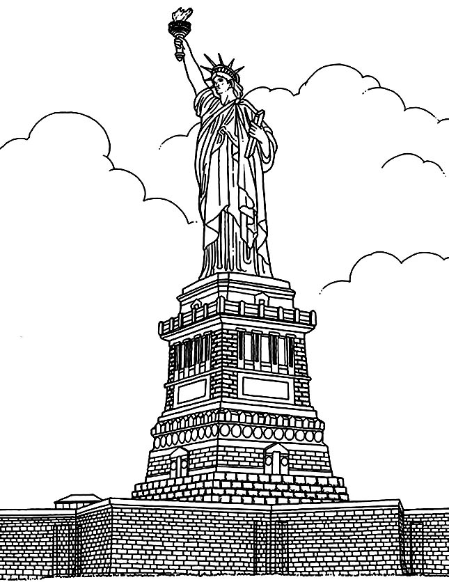 empire state building coloring page empire state building colouring page page state coloring empire building