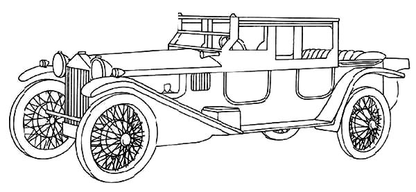 expensive car coloring pages an expensive old car coloring page an expensive old car pages coloring expensive car