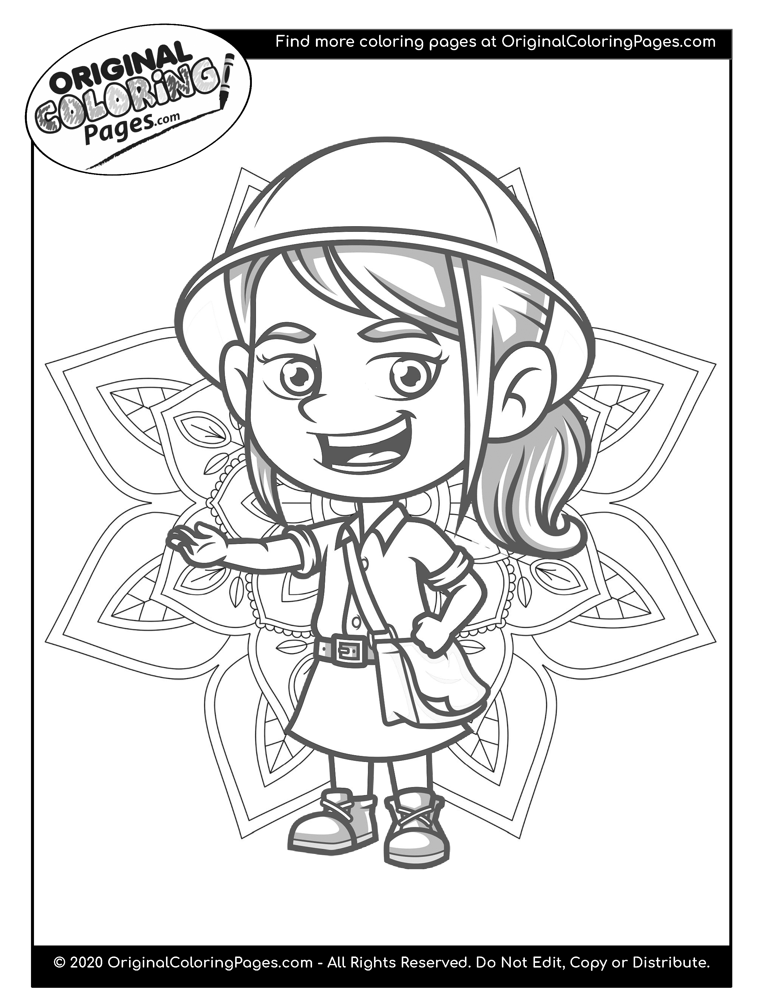explorers coloring pages coloring page explorer free printable coloring pages explorers coloring pages