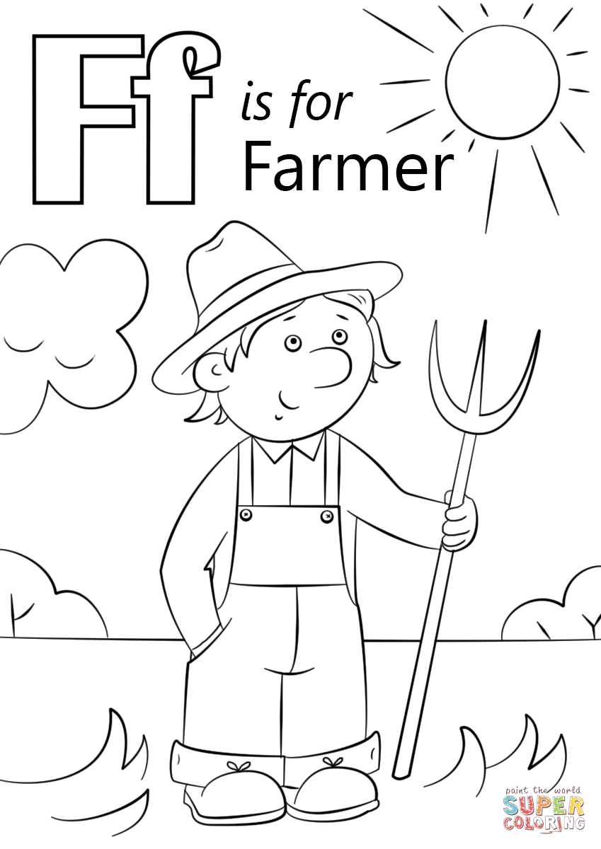 f coloring pages for preschoolers 15 useful letter f worksheets for toddlers kittybabylovecom for pages f preschoolers coloring