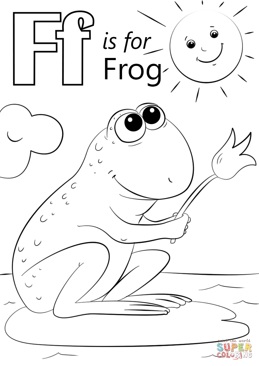 f coloring pages for preschoolers free printable letter f coloring pages coloring home for coloring preschoolers pages f