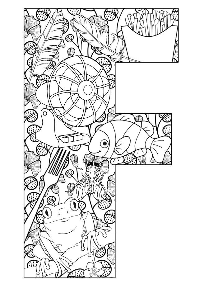 f coloring pages for preschoolers letter f is for fire truck coloring page free printable pages preschoolers for f coloring