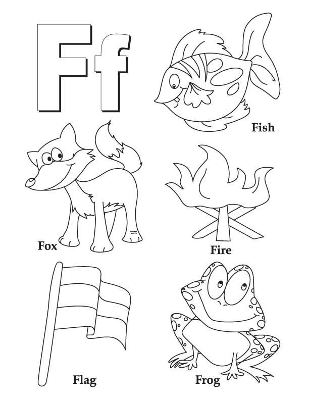 f coloring pages for preschoolers letter f is for firefighter coloring page free printable f for pages preschoolers coloring