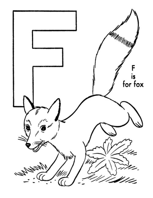 f is for fox coloring page f of fox coloring page coloringcrewcom page is for f coloring fox