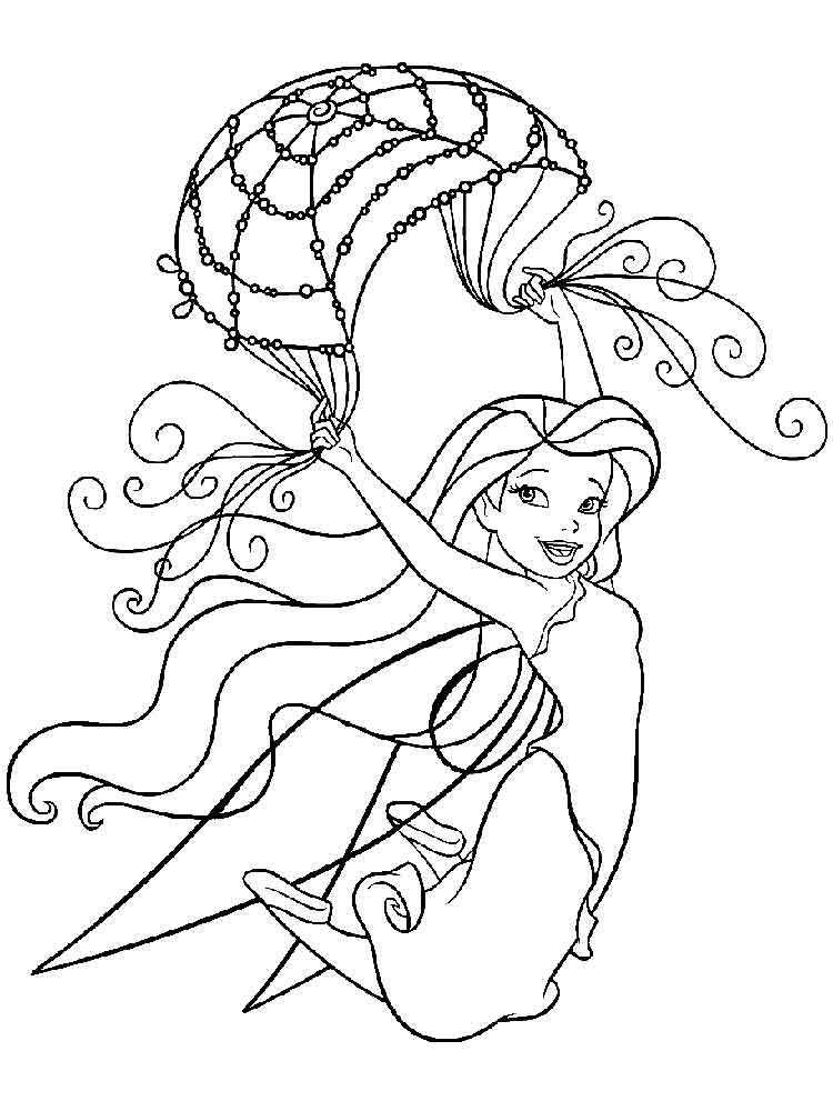 fairy coloring disney fairy silvermist coloring pages free printable fairy coloring