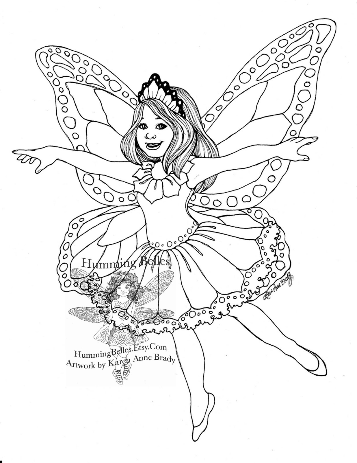 fairy coloring humming bellesquot new illustrations and fairy paper coloring fairy