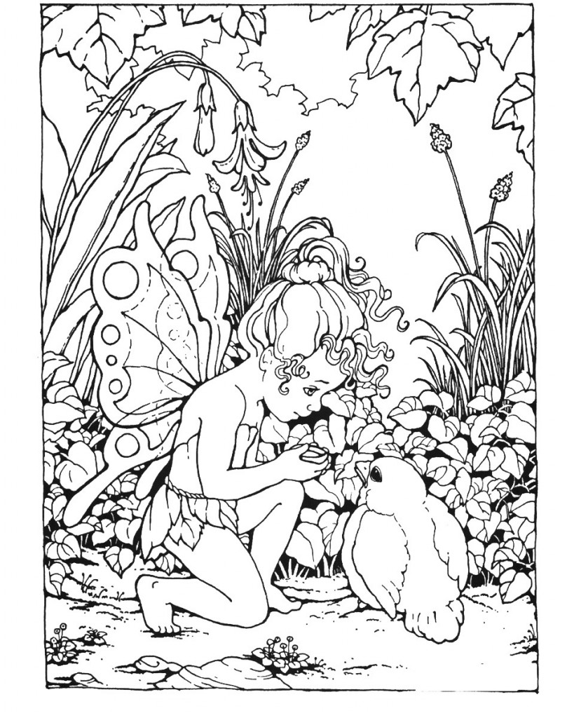 fairy coloring pictures fairy coloring pages coloring pictures fairy