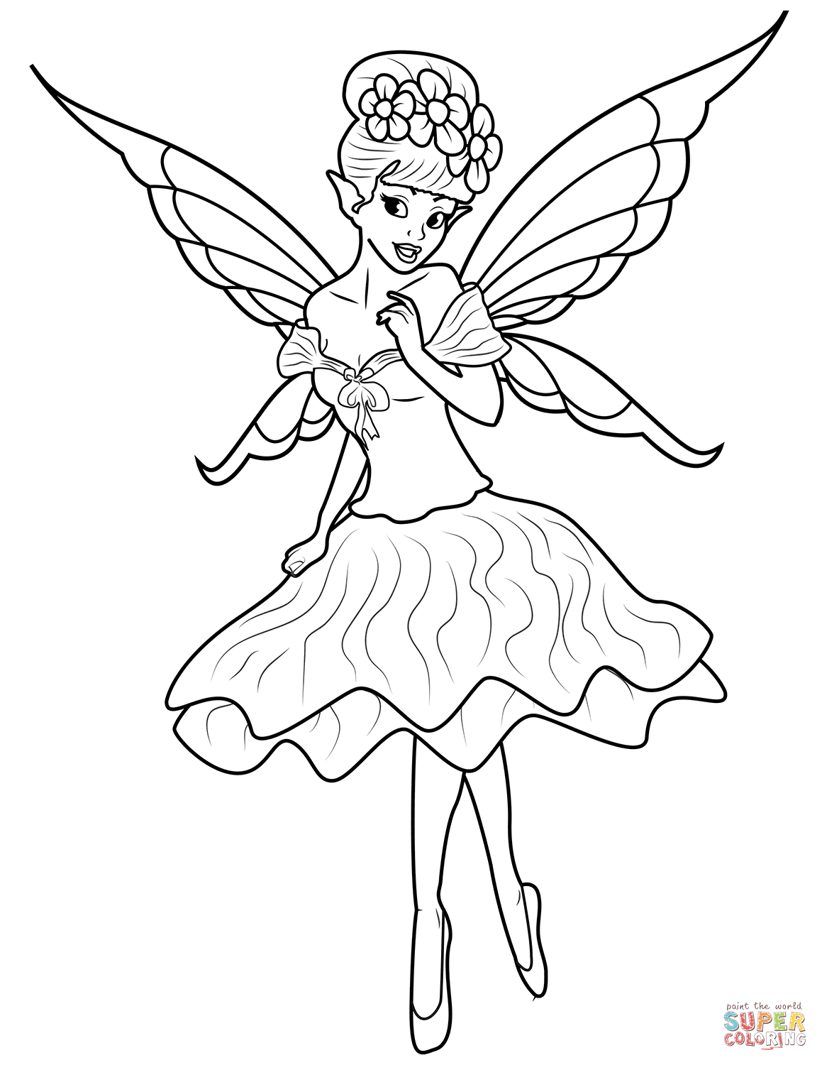 fairy coloring pictures free printable fairy coloring pages for kids pictures fairy coloring