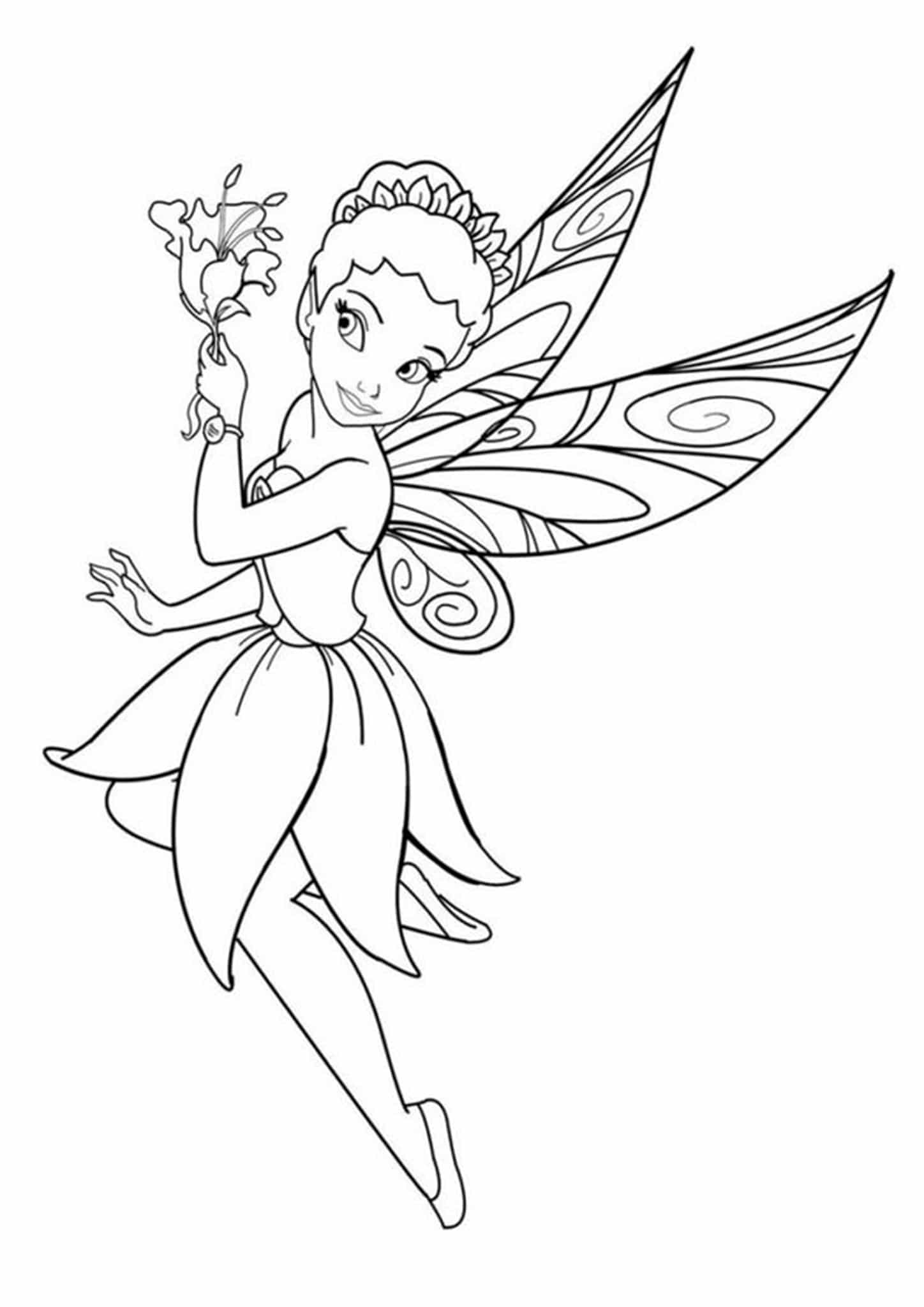 fairy coloring pictures printable adult coloring pages fairy coloring home fairy coloring pictures