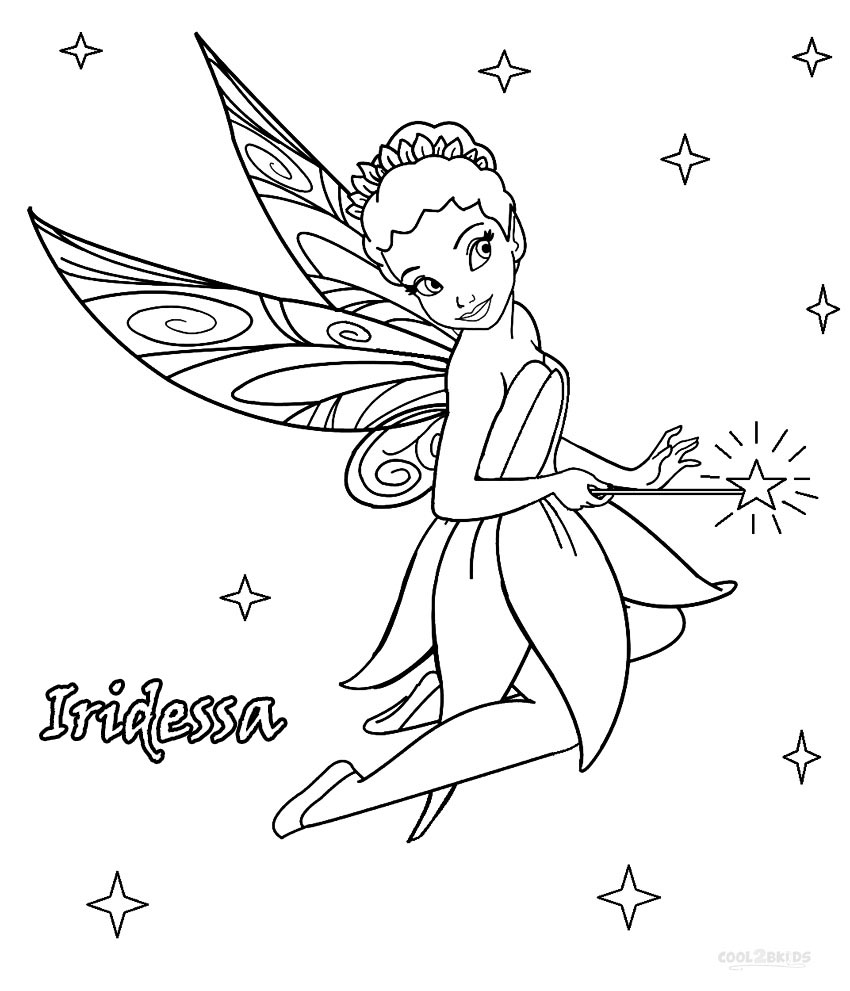 fairy coloring printable disney fairies coloring pages for kids cool2bkids coloring fairy