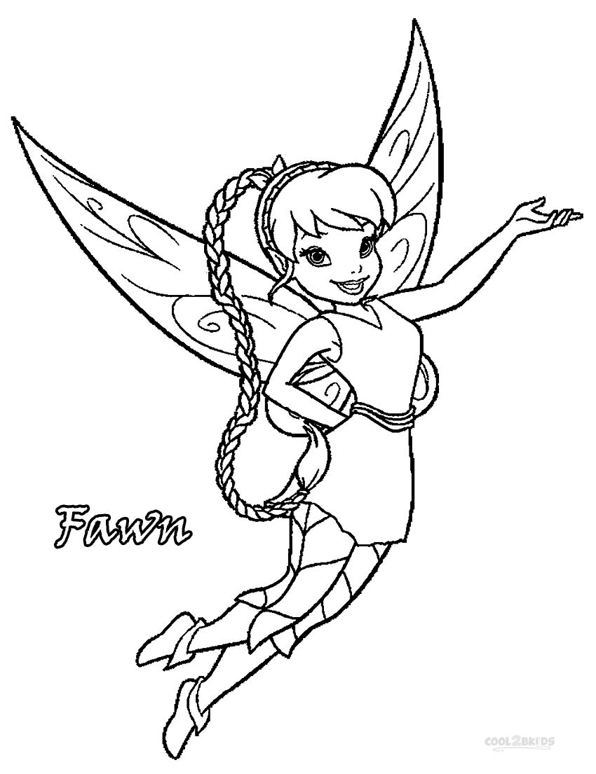 fairy coloring printable disney fairies coloring pages for kids cool2bkids fairy coloring 1 1