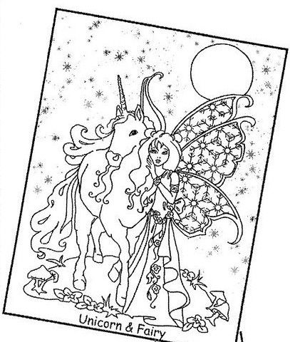 fairy with unicorn coloring pages unicorn fairy fairy coloring sheets pinterest coloring with fairy pages unicorn