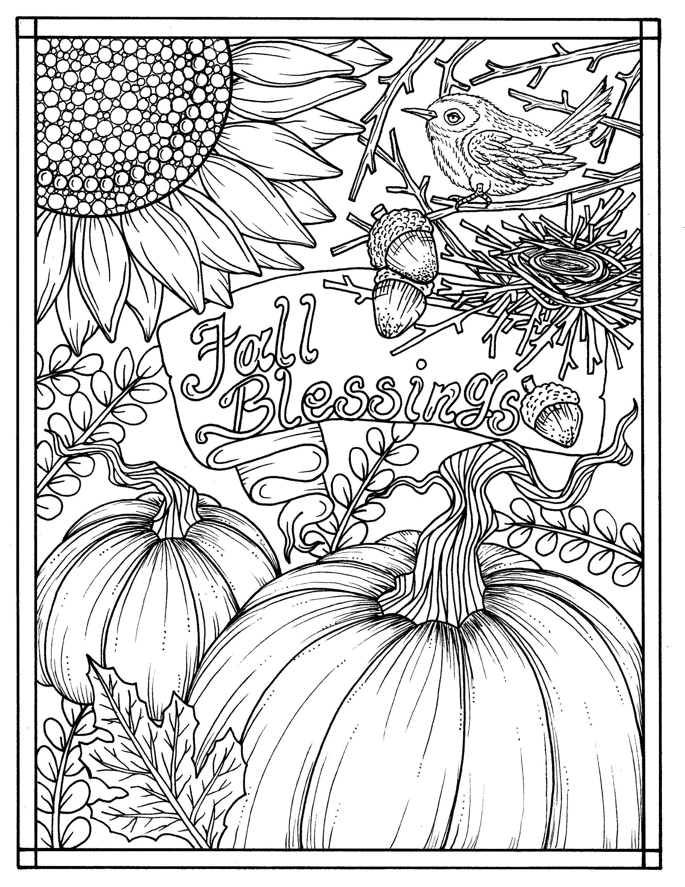 fall coloring pages fall coloring pages to download and print for free fall coloring pages