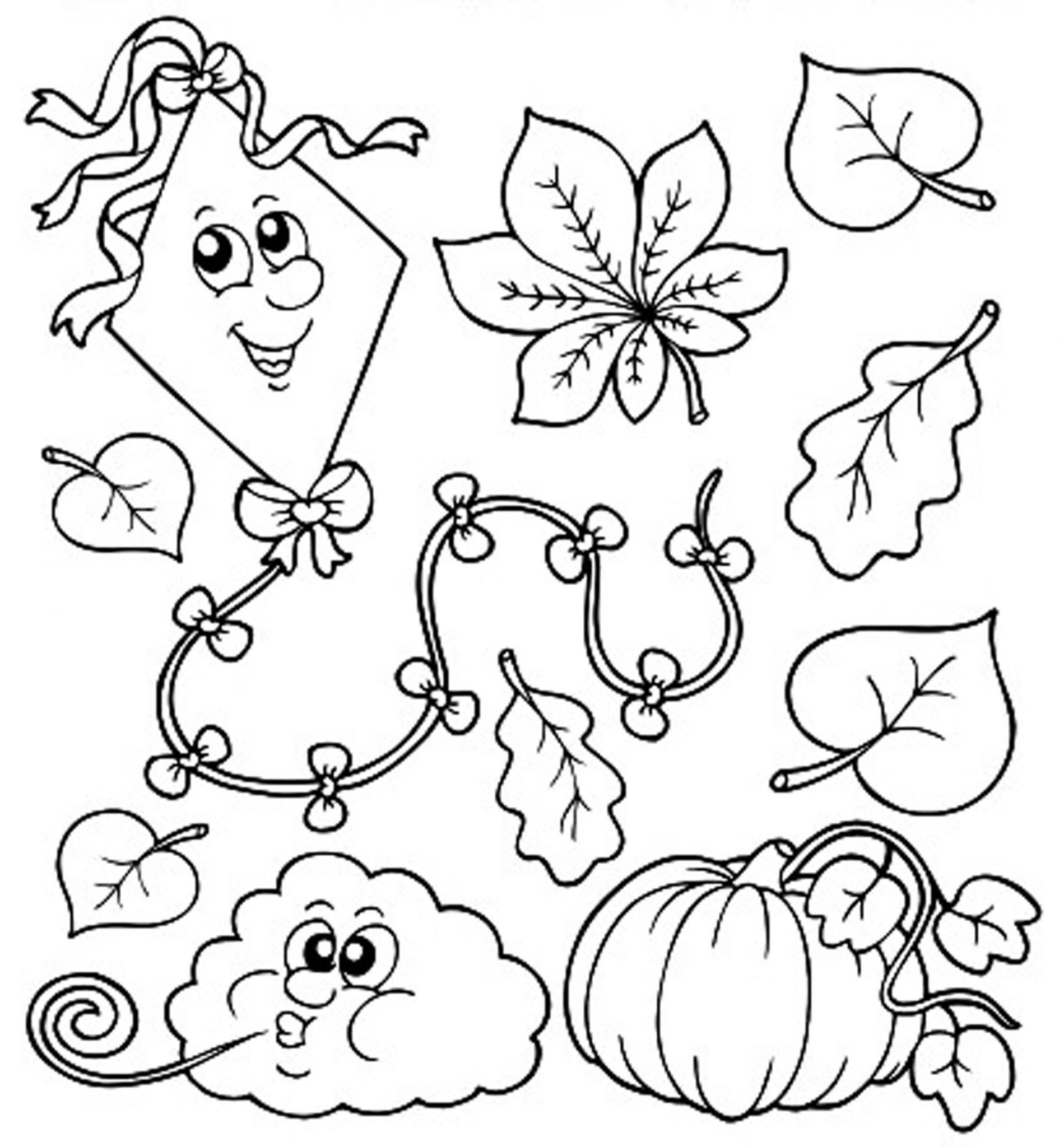 fall coloring pages fall coloring sheets printable activity shelter coloring pages fall