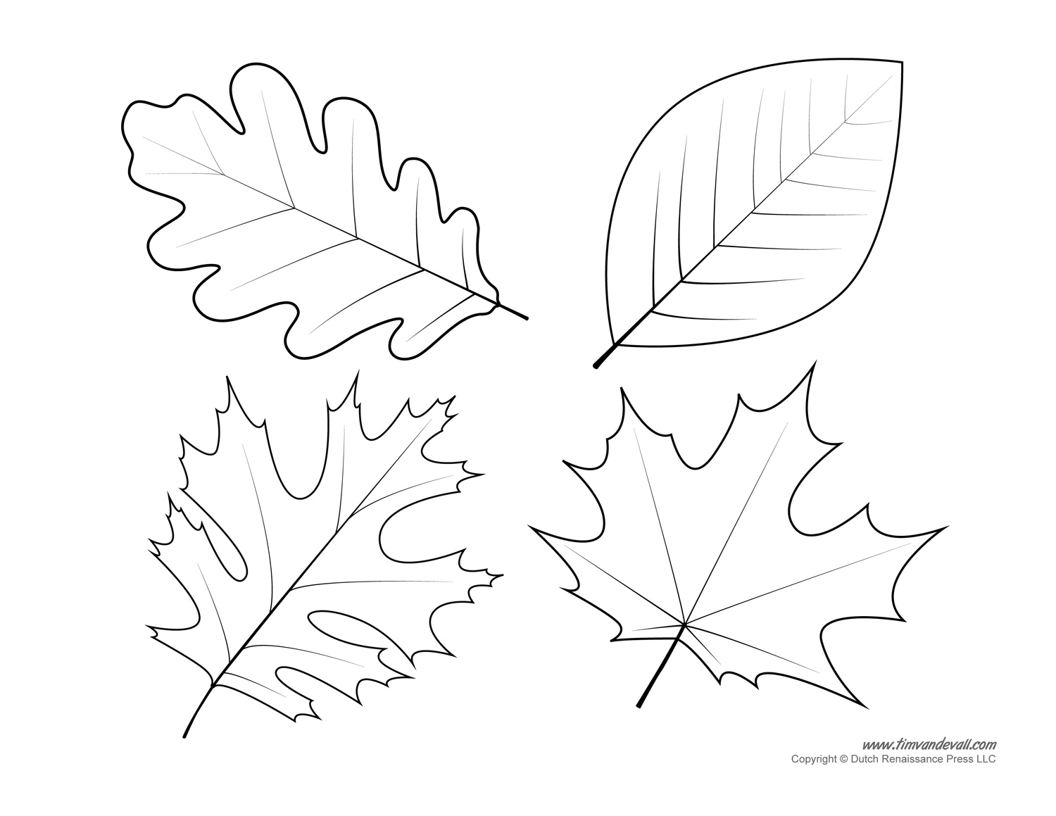 fall leaves print out 7 best fall leaves printable templates printableecom fall print out leaves