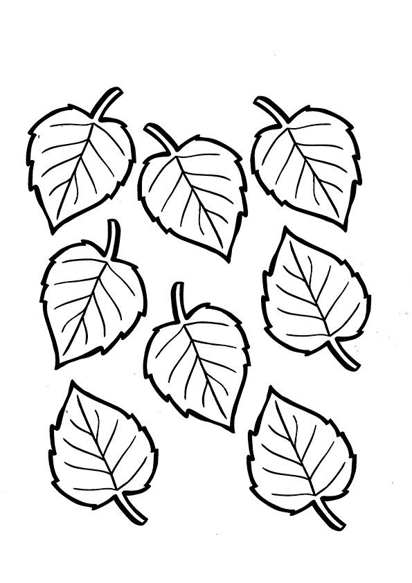 fall leaves print out fall leaf pattern printables just paint it blog fall leaves print out 1 1
