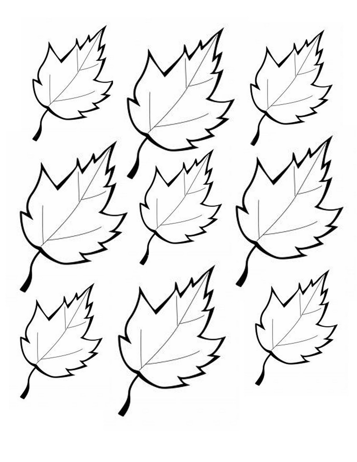 fall leaves print out grovecrest art fall leaf line drawing fall leaves print out