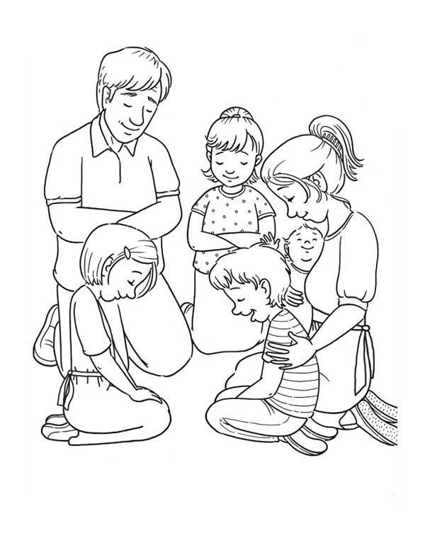 family clipart coloring lds primary missionary clipart color by numbers 20 free clipart family coloring