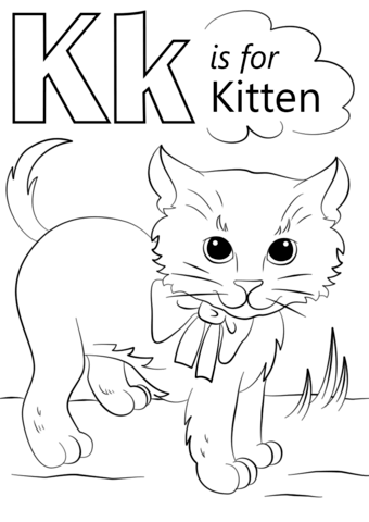 fancy k coloring pages k is for key alphabet coloring pages free alphabet k pages fancy coloring