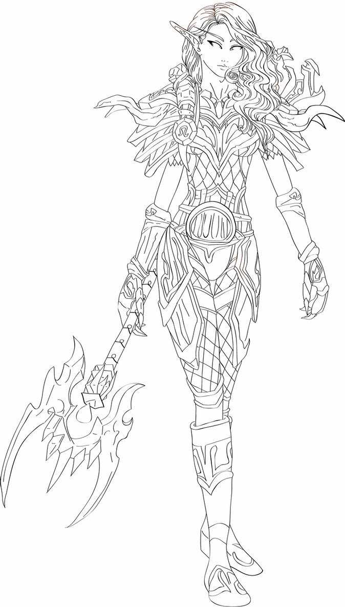 fantasy elf coloring pages female elf free coloring pages elf coloring pages fantasy
