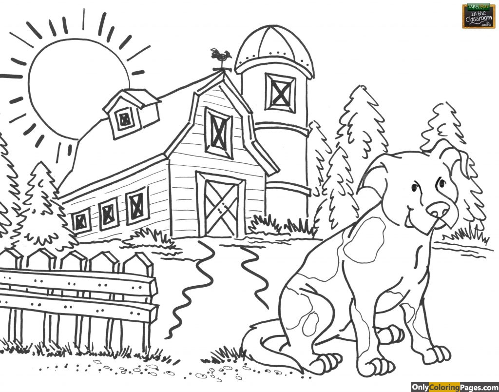 farm coloring pages very popular images farm coloring pages 48 coloring farm pages
