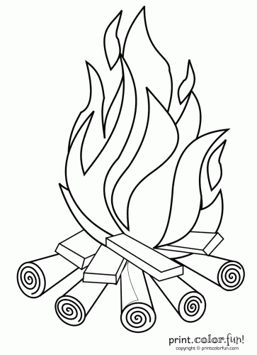 fire coloring pages printable free fire coloring pages best coloring pages for kids to coloring fire pages printable