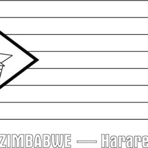 flag of zimbabwe coloring page download online coloring pages for free part 52 of coloring page flag zimbabwe