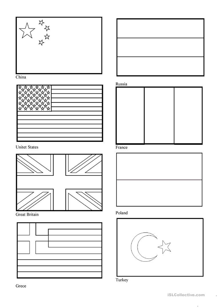 flags of the world to colour and print coloringbuddymike world flags coloring pictures youtube print flags the to colour and of world