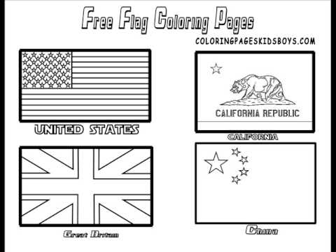 flags of the world to colour and print flag coloring pages to download and print for free flags world colour the and of print to