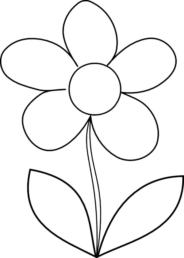 flowers to color free printable flower coloring pages for kids cool2bkids to flowers color