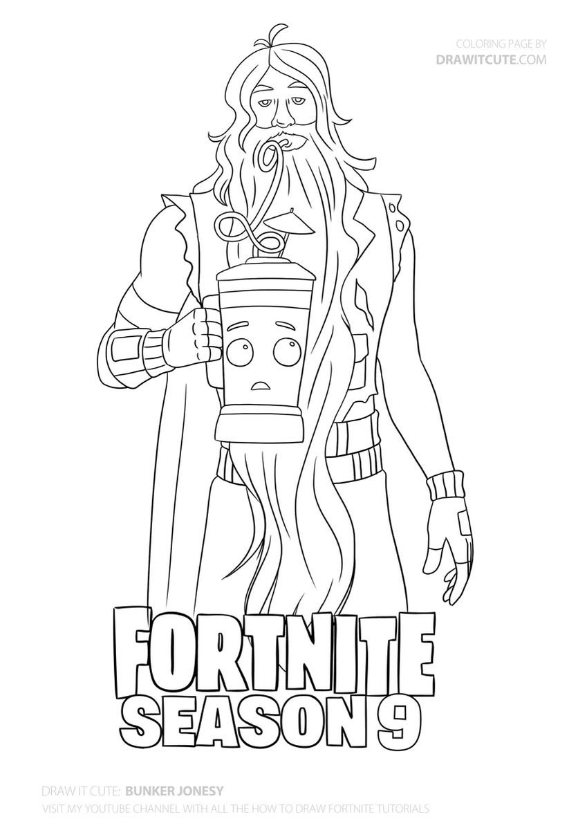 fortnite season 9 coloring pictures luxe from fortnite season 9 coloring pages printable season pictures fortnite 9 coloring