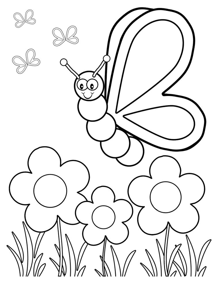 free coloring pages for kids easy coloring pages coloringrocks coloring free for kids pages