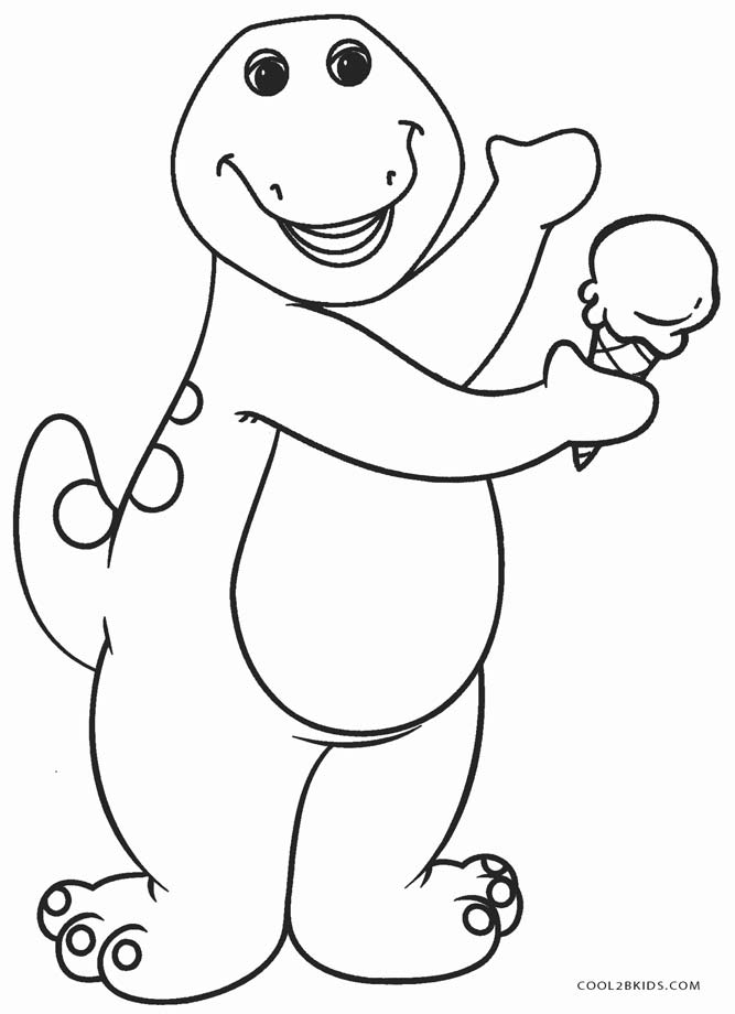 free coloring pages for kids free printable barney coloring pages for kids kids free pages coloring for