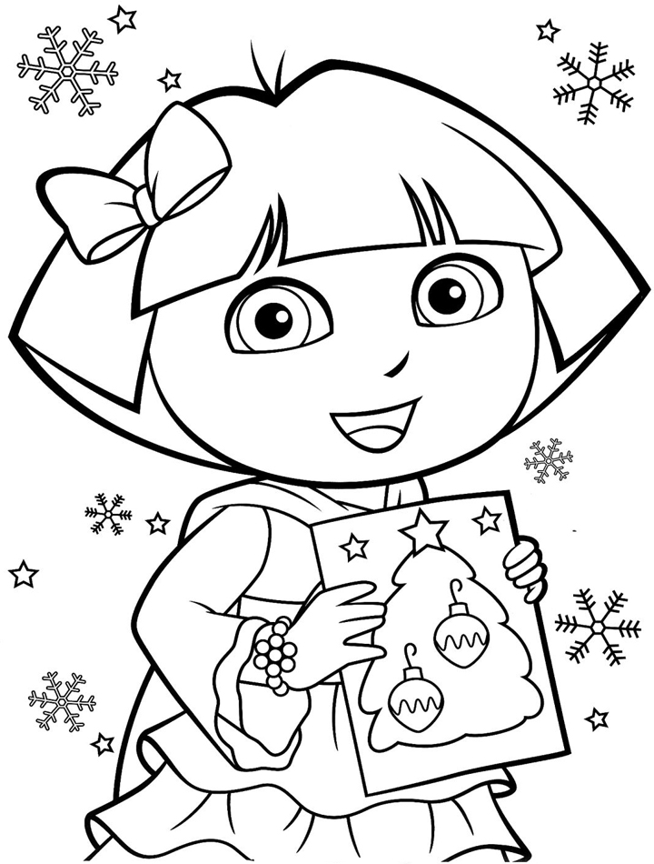 free coloring pages for kids printable dora coloring pages free printable coloring pages kids free coloring for