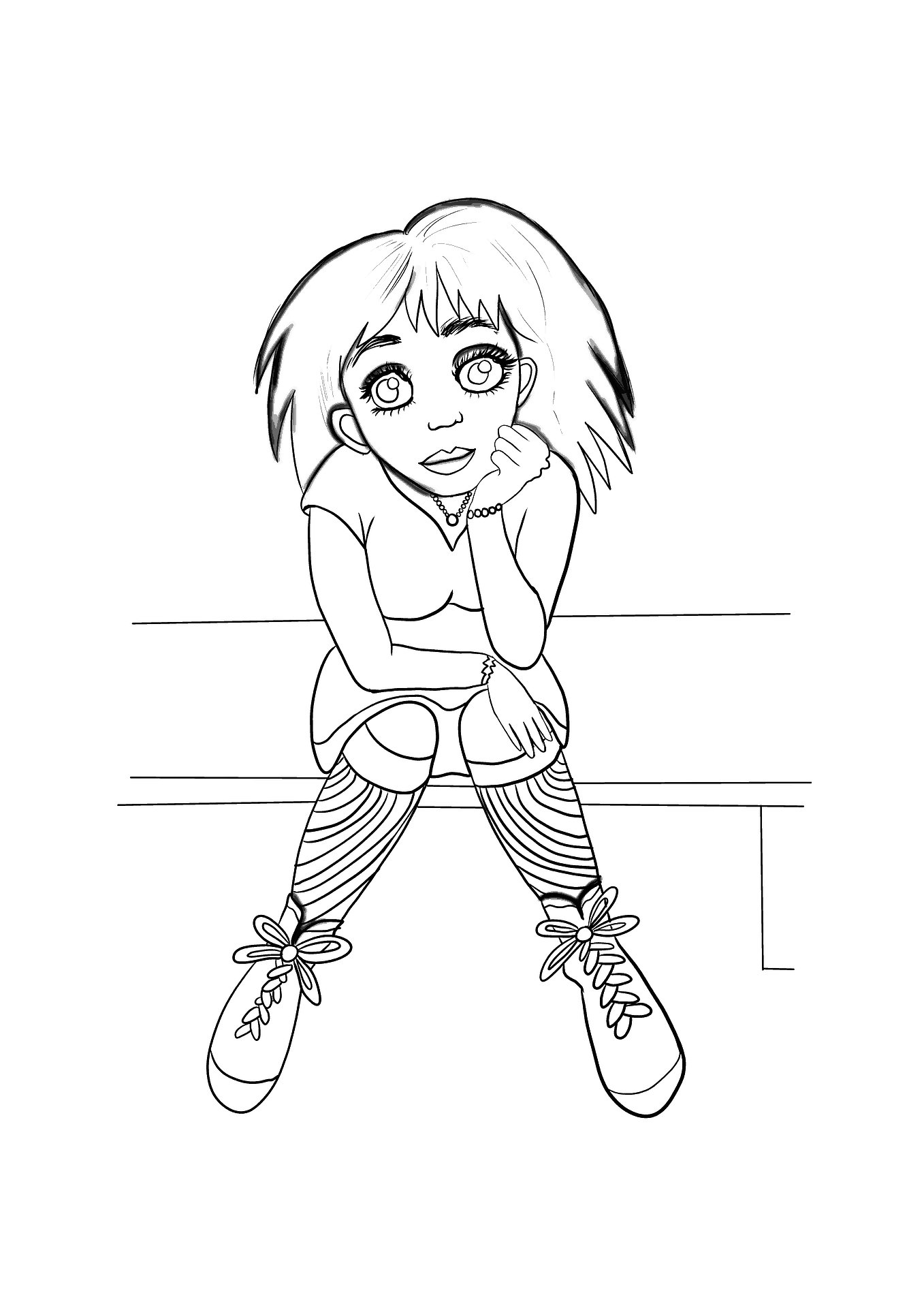 free coloring pages girls american girl coloring pages best coloring pages for kids coloring girls free pages
