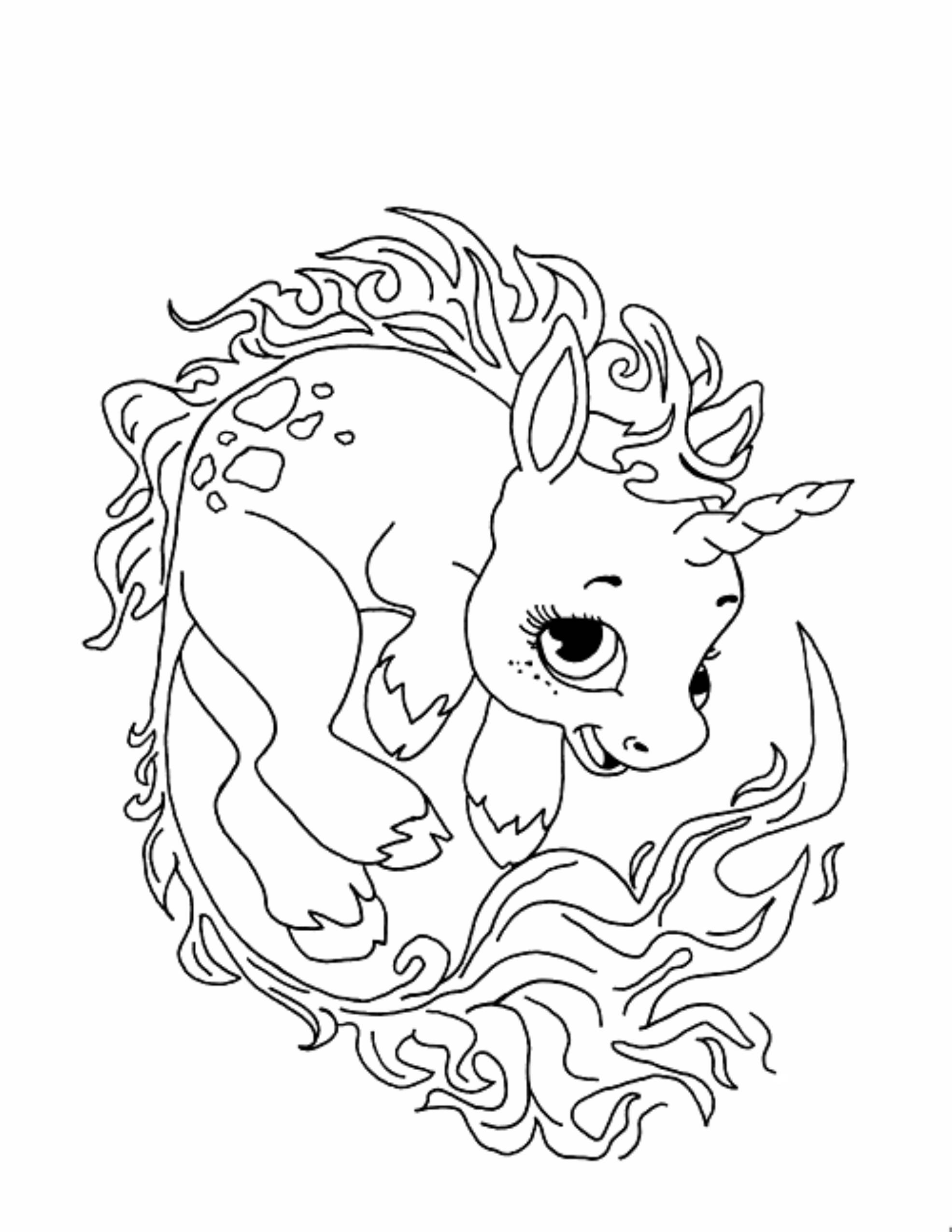 free coloring sheets unicorn baby unicorn coloring pages pictures  whitesbelfast sheets unicorn free coloring