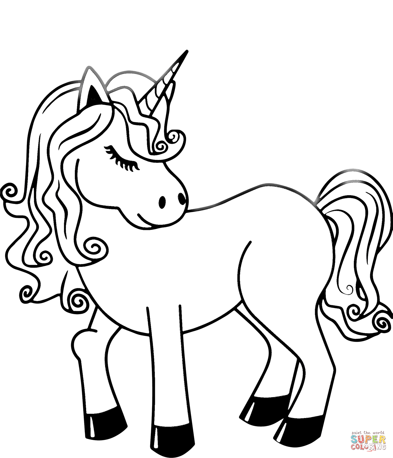 free coloring sheets unicorn cool unicorn coloring pages at getdrawings free download sheets free unicorn coloring