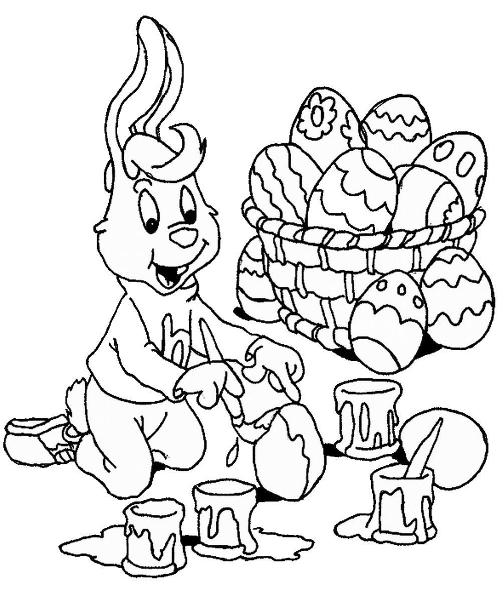 free easter coloring pages easter coloring pages easter pages coloring free