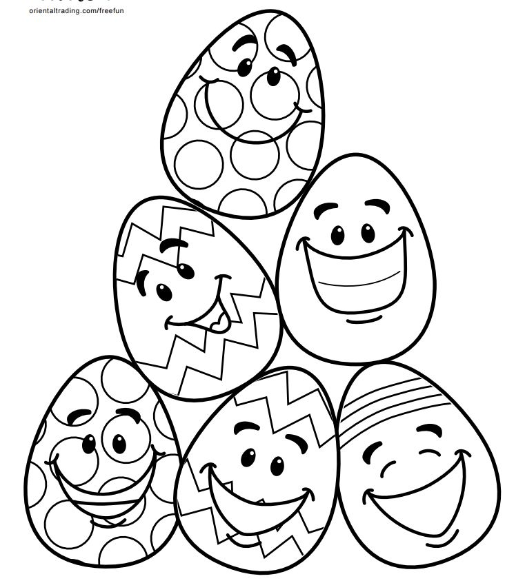 free easter coloring pages easter coloring pages for the kids free and printable pages easter coloring free