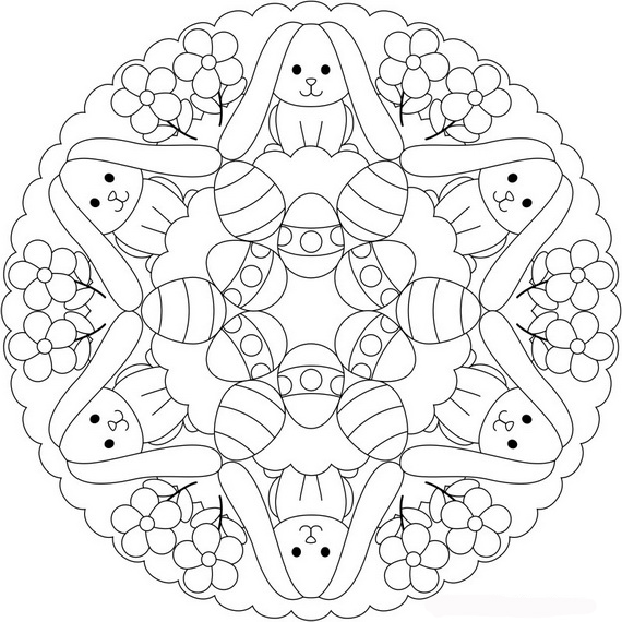 free easter coloring pages free easter colouring pages the organised housewife pages free coloring easter