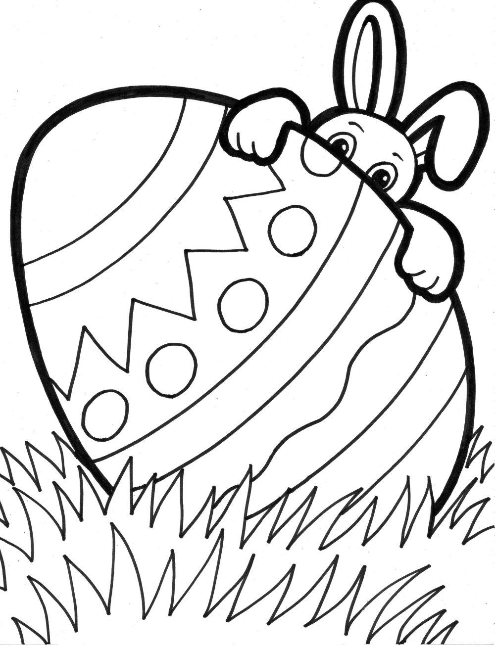 free easter coloring pages free printable easter bunny coloring pages for kids free pages coloring easter