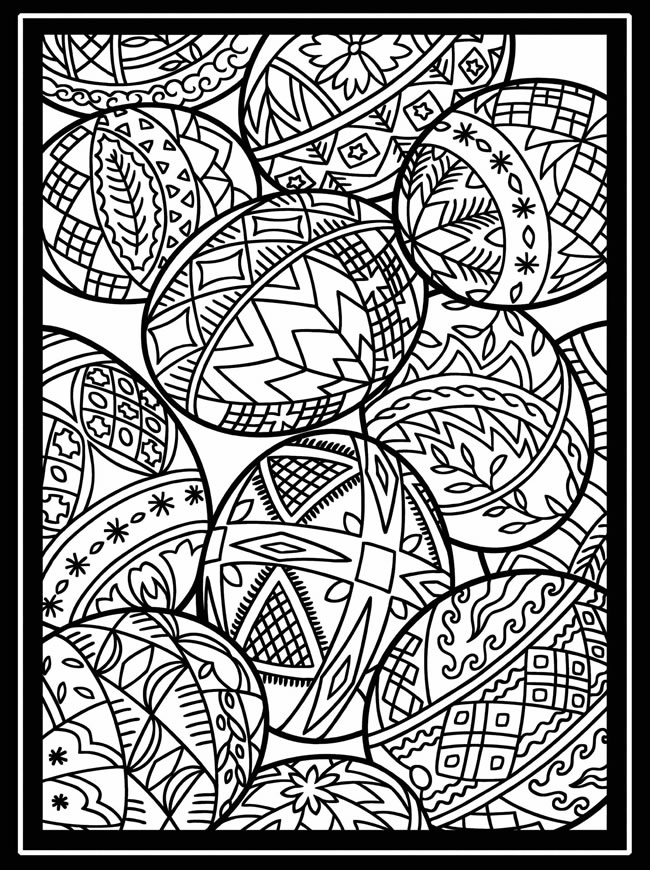 free easter coloring pages inkspired musings easy easter pretties and activities free easter pages coloring