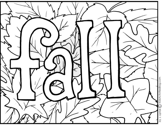 free fall coloring pages fall coloring pages to download and print for free free coloring fall pages