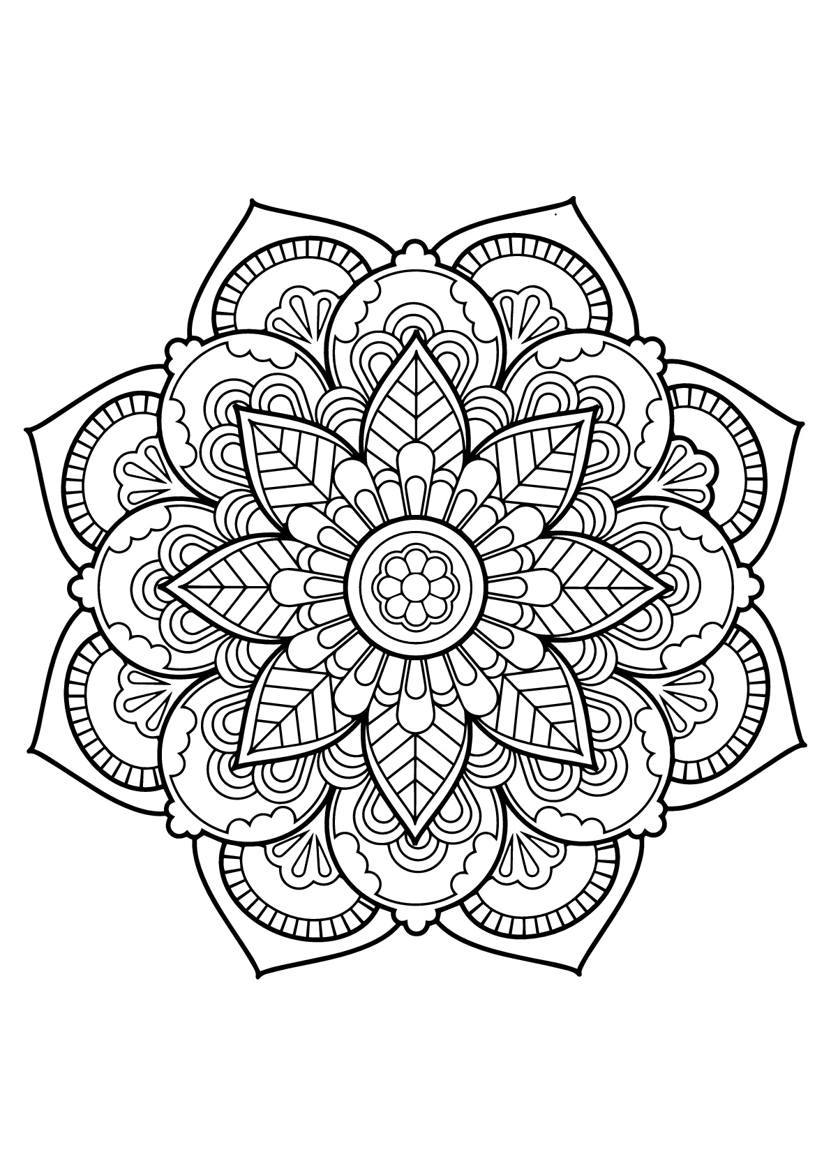 free mandala coloring pages for adults 20 free printable mandala coloring pages for adults mandala free pages for coloring adults