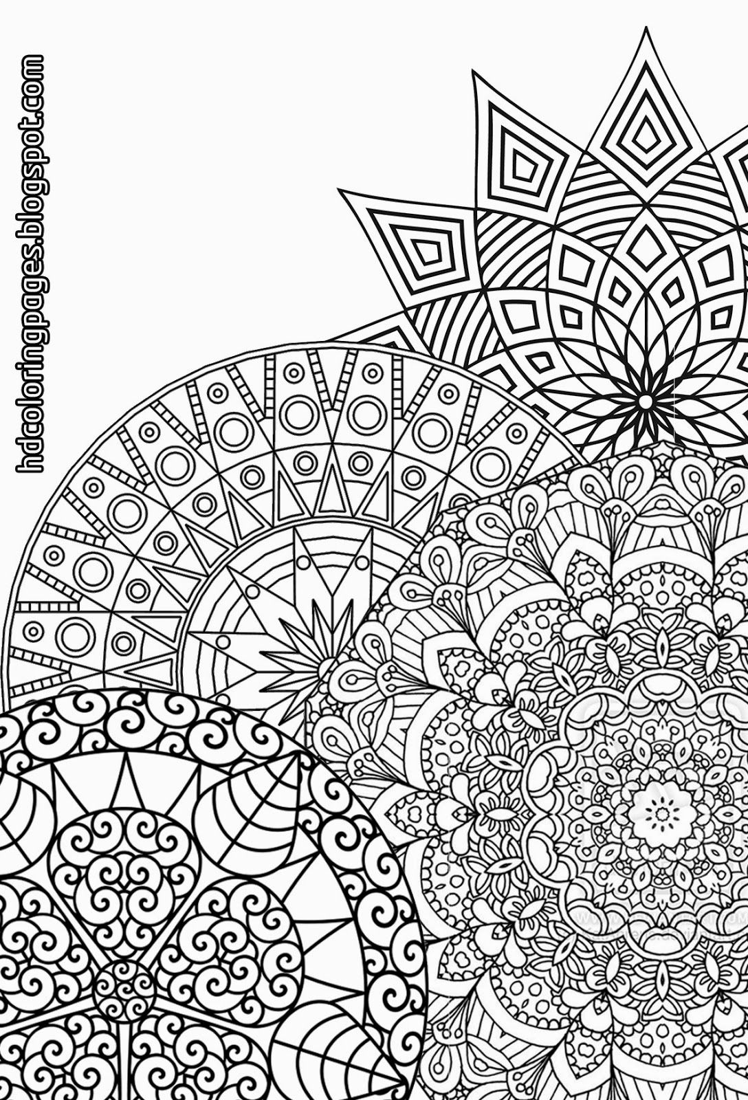 free mandala coloring pages for adults abstract coloring pages for adults coloring home coloring adults for free pages mandala